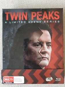 Twin Peaks A Limited Event Series (Blu Ray, 2017)