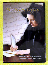 The Seton Legacy ~ New DVD Movie ~ Saint Elizabeth Ann Seton Documentary Film