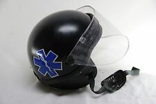 Premier Crown Corp C3 Tactical Riot Gear Paramedic Flight Helmet Police Medium