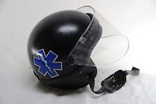 Premier Crown Corp C3 Tactical Riot Gear Paramedic Flight Helmet Police Medium