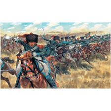 ITALERI Napoleonic Wars French Light Cavalry 6080 1:72 Figures Kit