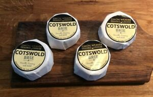 Cotswold Organic Brie 4x100g