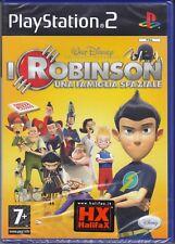 Ps2 PlayStation 2 I ROBINSON UNA FAMIGLIA SPAZIALE nuovo sigillato italiano pal