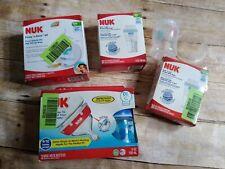 Nuk Bottle Milk Bags Lot pump and store