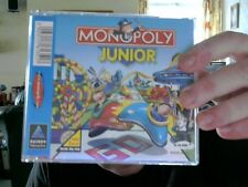 MONOPOLY JUNIOR FOR THE  PC CD GREAT GIFT! FREE UK POST