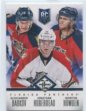 12/13 PANINI LIMITED ROOKIE RC BARKOV HUBERDEAU HOWDEN /499 PANTHERS *50211