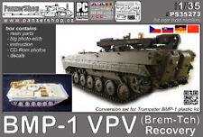 VPV BMP-1 (Brem-Tch) Recovery vehicle resin conversion 1/35 PanzerShop PS35273
