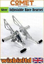 COMET plata ajustable set trasero Honda CB1300 2003-2013 rsho13ch