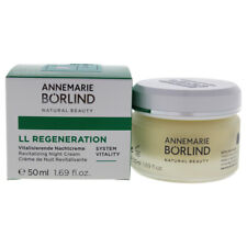 Annemarie Borlind Ll Regeneration System Vitality Revitalizing NightCream-1.7 oz