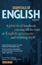 Essentials of English: Practical HB Covering Rules of English Grammar & Writing