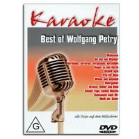 Karaoke DVD - Die größten Hits von Wolfgang Petry - Deutscher Schlager - Neu