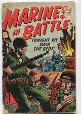 marines In Battle # 25 Fair Cover Split  Tonight We Raid The Reds CBX2B