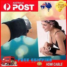 Outdoor Wrist Band Safe Wallet Storage Zipper Ankle Wrap Delicate Sport Strap Au