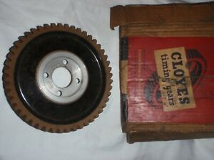MADE IN USA Fiber Timing Cam Gear 1949-1951 Lincoln & Ford Truck 337 V8 49 50 51