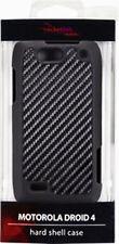 Étuis, housses et coques noirs en silicone, caoutchouc, gel pour téléphone mobile et assistant personnel (PDA) Motorola