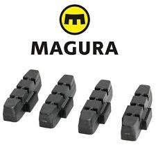 2 Paar Magura Bremsbeläge Type schwarz für die hydraulische HS 11 / HS 33