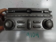2009 09 MITSUBISHI GALANT RADIO CONTROL PANEL CD PLAYER UNIT