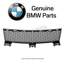 NEW BMW E63 E64 645Ci 650i Front Center Bumper Cover Grille Genuine