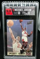1993-1994 Fleer Ultra All-Defensive team Michael Jordan #2 HGA 9 MINT