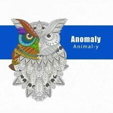 Anomaly Animal-y Colouring Book   -   9789385976193