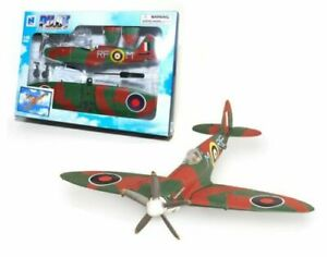 NEWRAY PILOT MODEL KITS 1:48 WORLD WAR II FIGHTER PLANES SPITE FIRE 20217