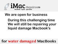 Apple MacBook Pro Laptop Defekt Schaden Reparatur Service-keine Fix/keine Gebühr!