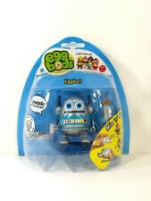 Eggbods Eggbot Windup Walking Robot Novelty Desk Toy