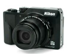 NEW 4K Nikon COOLPIX A1000 Digital Camera, 16 MP, Zoom 35x Optical, 70x Digital