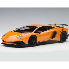 Autoart Lamborghini Aventador LP750-4 SV 1:18 74557 Metallic Orange