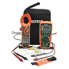 Extech MA620-K Industrial DMM/Clamp Meter Test KitCAT IV Multimeter