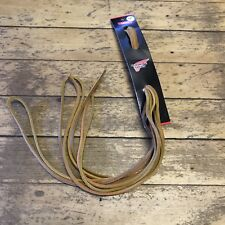"""Genuine Red Wing Leather Boot Shoe Laces 72"""" Made In USA"""