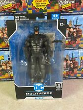 McFarlane DC Multiverse 2021 Justice League Movie NIP - BATMAN