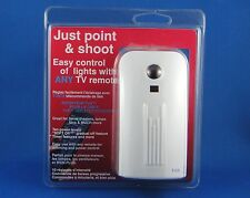 Just Point and Shoot Easy Control of Lights With any TV Remote -Brand New Unique