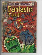 Fantastic Four Annual #6 Poor 0.5 1st app Franklin Richards | 1st app Annihilus