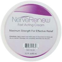 Life Renew: Cream - Topical Nerve Pain Relief Formula - Breakthrough Delivery