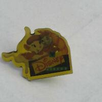 Disney Bernard and Bianca Rescuers Disney Video Pin