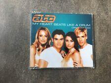 atc My Heart Beats Like a Drum Dam Dam Dam Musik CD Maxi (siehe Bild)