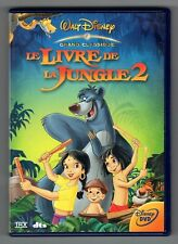 DVD WALT DISNEY ★ LE LIVRE DE LA JUNGLE 2 - LOSANGE JAUNE N°69 ★ (ZONE 2)