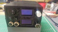 Dual HAKKO T12 Clone OLED SMT32 - Digital Dual Soldering Iron Station 24V 72W