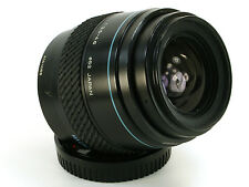 Tokina AF 35-70mm f/3.5-4.6 for Minolta macro Auto Focus Lens S/N 4501008