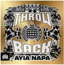 Throwback Ayia Napa - Ministry of Sound - New 3CD Album