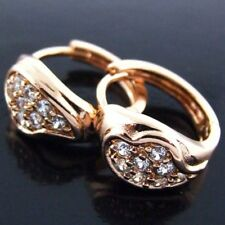 Diamond Rose Gold Filled Fashion Earrings