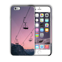 Extreme Sports Skiing Iphone 4 4s 5 5s 5c SE 6 6s 7 + Plus Case Cover 05