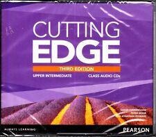Pearson CUTTING EDGE Upper-Intermediate NEW THIRD EDIT 2014 Class Audio CDs NEW