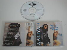 AALIYAH/ÂGE AIN'T NOTHING BUT A NUMBER(CHIP 149/JIVE) CD ALBUM