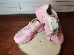 Adidas Originals Falcon EF1994 Pink Women's Size 7.5 Shoes Lifestyle Sneakers