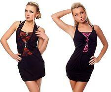 Viscose Halterneck Stretch, Bodycon Dresses for Women