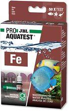 JBL Iron Water Test Set Kit Fe for Fresh and Marine Salt Water - fertilisation