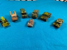 Maisto and Misc Military Vehicles Lot of 7