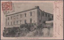 cartolina NOTO quartiere militare di s.antonino